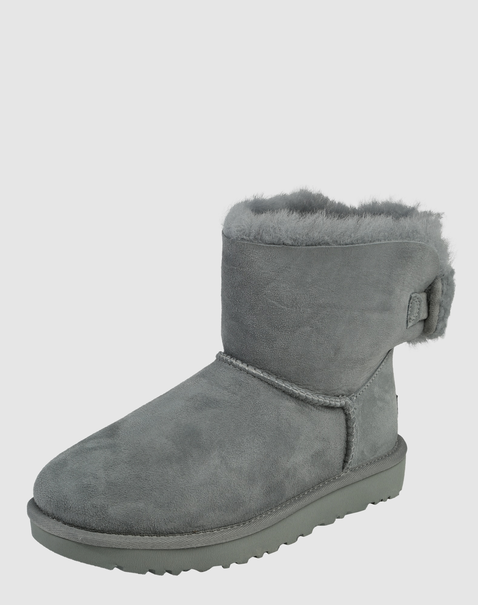 ugg snowboots 39 arielle 39 in grau about you. Black Bedroom Furniture Sets. Home Design Ideas