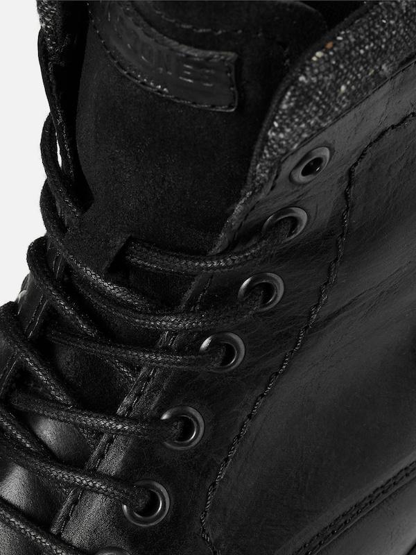 JACK & & & JONES | Leder-Stiefel 290255