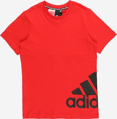 Tricou funcțional ADIDAS PERFORMANCE pe roșu, Vizualizare produs