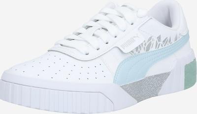 PUMA Schuhe 'Cali Arctic Jr' in hellblau / weiß, Produktansicht