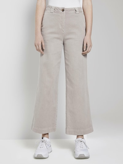 TOM TAILOR Culotte in beige, Modelansicht