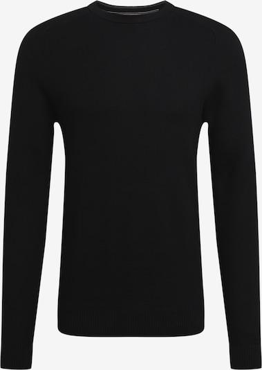 ESPRIT Pull-over 'Honeycomb' en noir, Vue avec produit