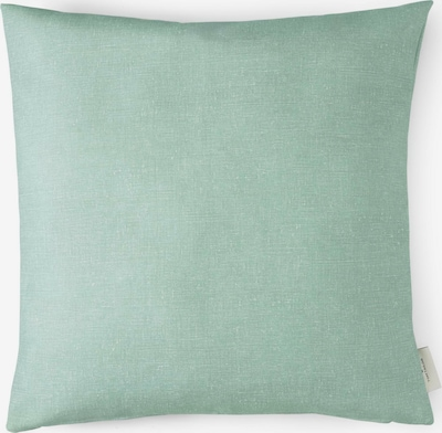 TOM TAILOR Home Schlichte Outdoor Kissenhülle in grün, Produktansicht