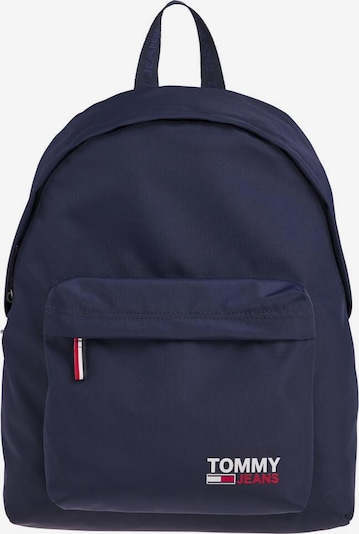 Tommy Jeans Ruksak 'CAMPUS BOY' u mornarsko plava / crvena / bijela, Pregled proizvoda