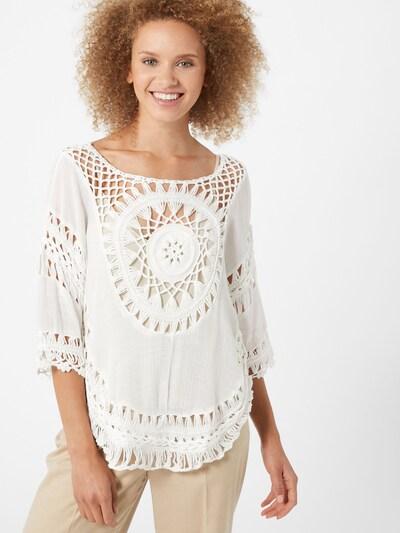 Hailys Shirt 'Anny' in weiß, Modelansicht