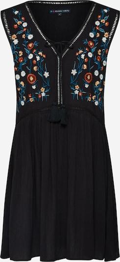 even&odd Kleid in schwarz, Produktansicht