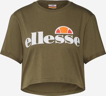 ELLESSE Shirt 'Alberta' in Groen