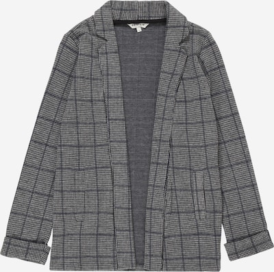 REVIEW FOR TEENS Sweatjacke 'TG-19-H702' in graumeliert / schwarz, Produktansicht