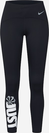 NIKE Spodnie sportowe 'Speed' w kolorze czarny / białym, Podgląd produktu