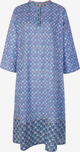CODELLO Tunika mit Logo-Print aus Baumwolle in blau, Produktansicht