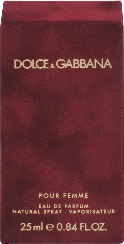 DOLCE & GABBANA 'Pour Femme', Eau de Parfum