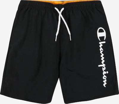 Champion Authentic Athletic Apparel Zwemshorts in de kleur Zwart, Productweergave