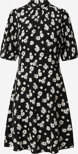 Dorothy Perkins Blousejurk 'Floral Bubble Sleeve Mini Dress' in de kleur Zwart, Productweergave