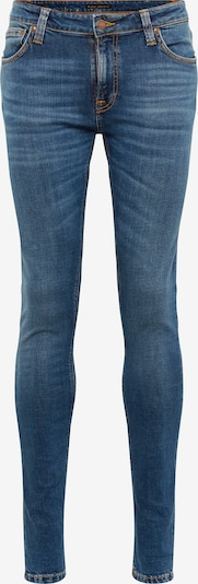 Nudie Jeans Co Jeans 'Skinny Lin' in blue denim, Produktansicht