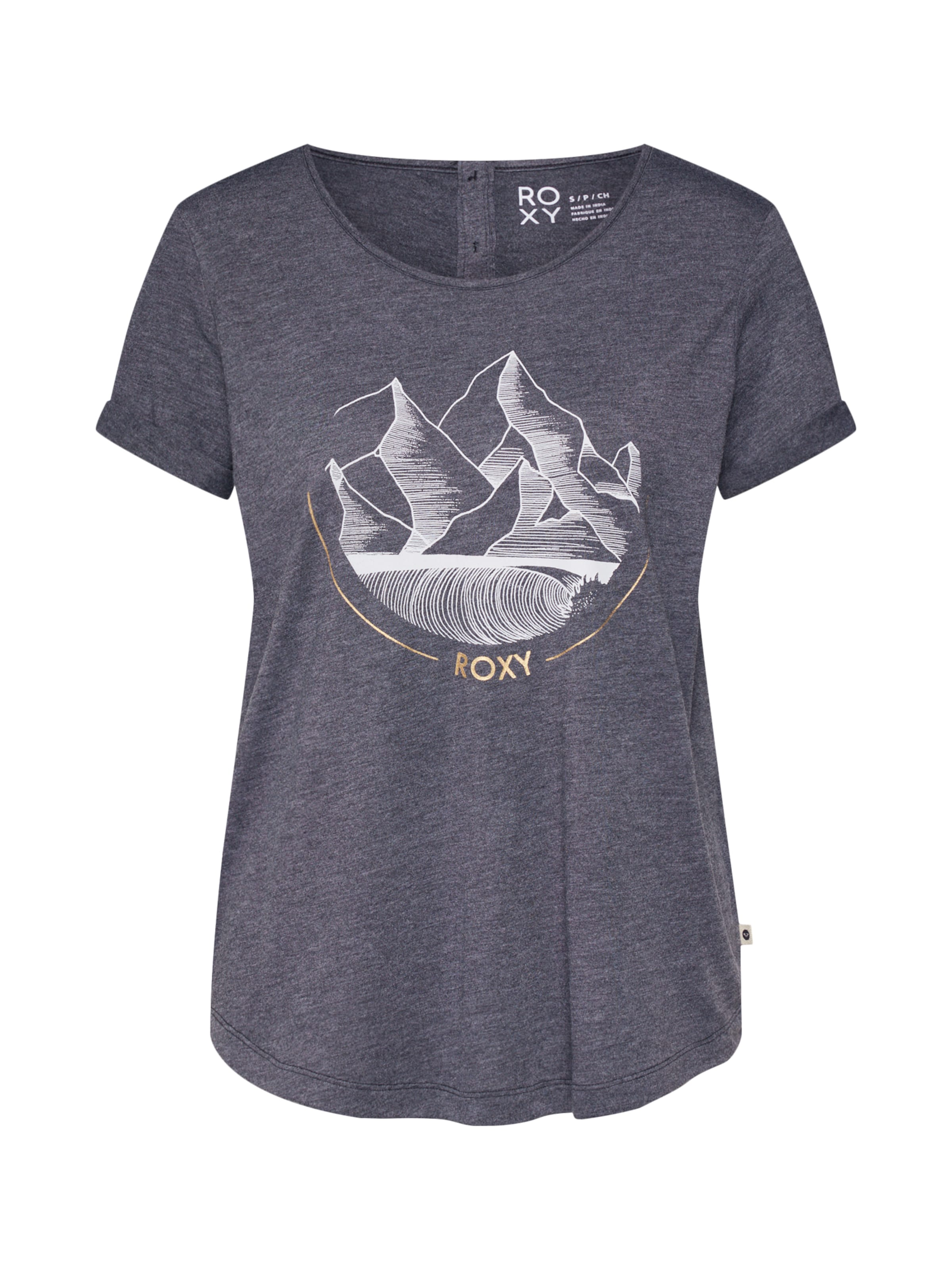 Haut En Dreamin' It Gris FoncéBlanc Roxy 'call v8nwmyN0O