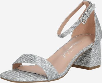 NEW LOOK Sandali s paščki 'ZANIEL 3' | srebrna barva, Prikaz izdelka