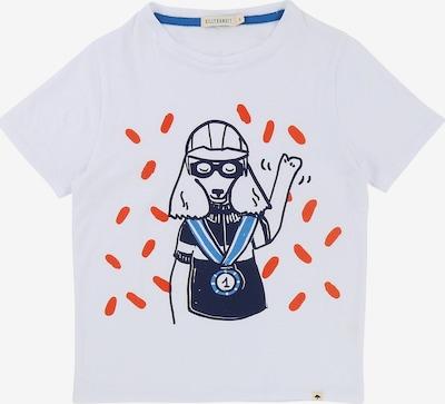 Billybandit Shirt in royalblau / rot / weiß, Produktansicht