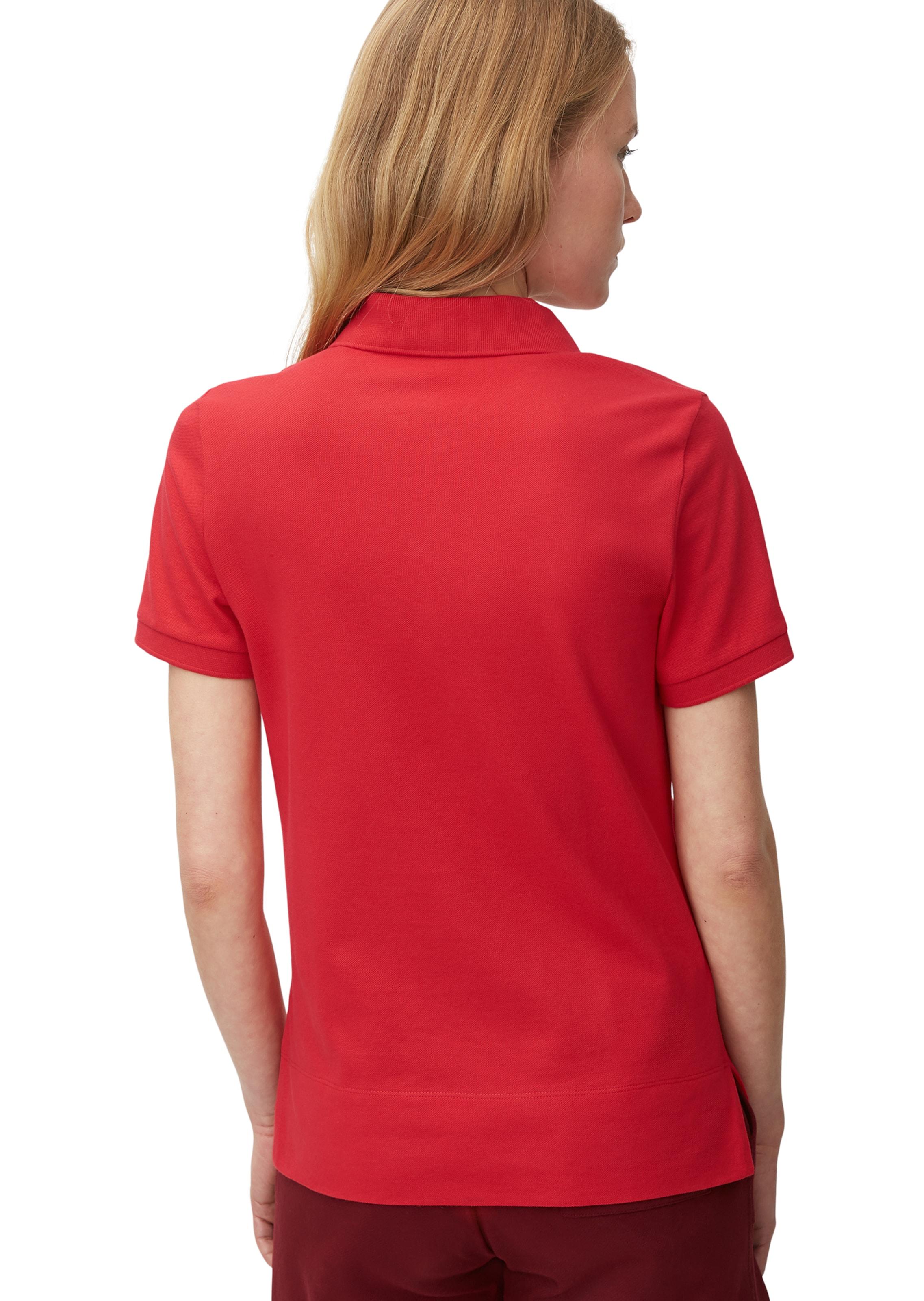Shirt Shirt In Marc O'polo O'polo O'polo Marc In RotSchwarz In RotSchwarz Marc Shirt Ygy6f7b