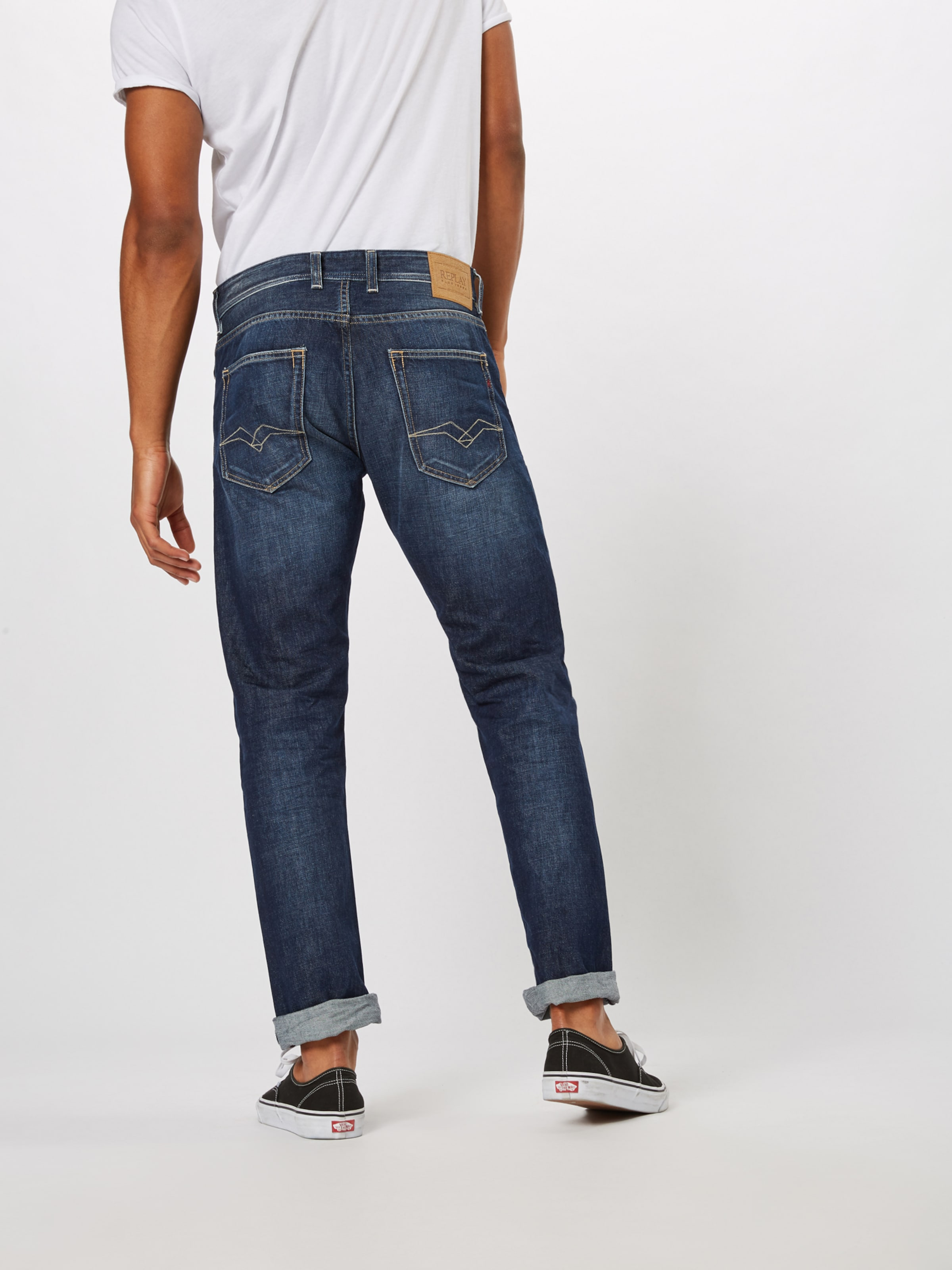 Replay 'grover' Denim In Blue Jeans tCxsdhQr