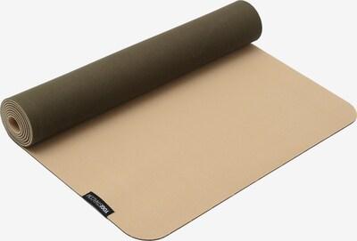 YOGISTAR.COM Yogamatte in beige, Produktansicht
