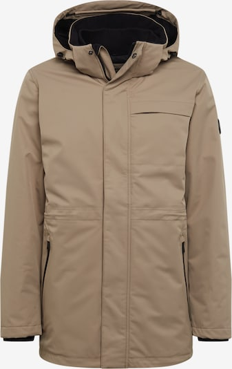 Lindbergh Winterparka 'Technical 3-in-1' in de kleur Sand, Productweergave