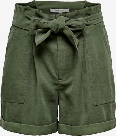 ONLY Shorts in khaki, Produktansicht
