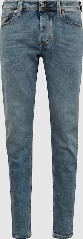 DIESEL Taperot-Fit Jeans 'Larkee-Beex' in Blau denim  Neue Kleidung in dieser Saison