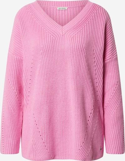 GUESS Sweter 'Debora' w kolorze różowy pudrowym, Podgląd produktu