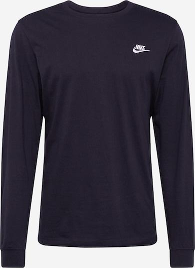 NIKE Toiminnallinen paita värissä musta / valkoinen, Tuotenäkymä