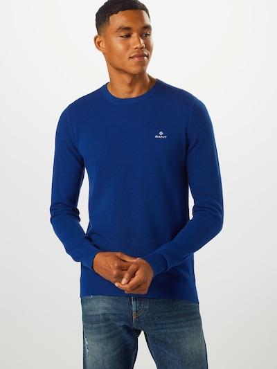 GANT Sweter w kolorze niebieskim: Widok z przodu