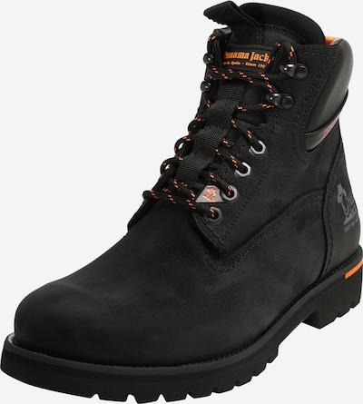 PANAMA JACK Čizme na vezanje 'Amur' u svijetlonarančasta / crna, Pregled proizvoda