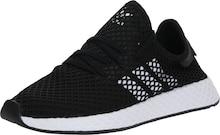 ADIDAS ORIGINALS tenisky Deerupt Runner v čiernej/bielej farbe