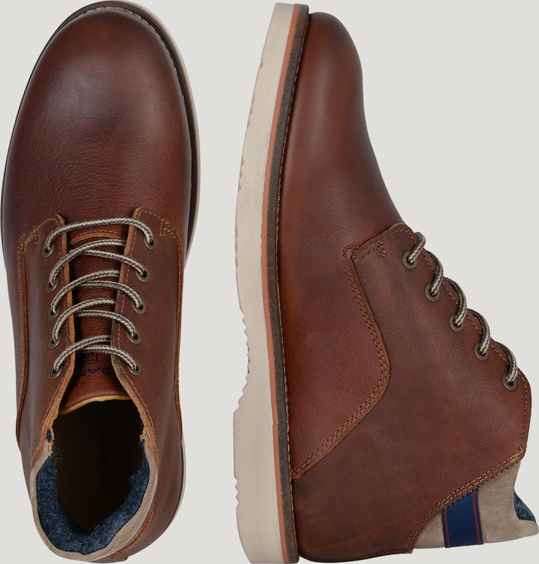 Haltbare Mode billige Schuhe GANT Gut | Stiefelette 'Huck' Schuhe Gut GANT getragene Schuhe eadcd3