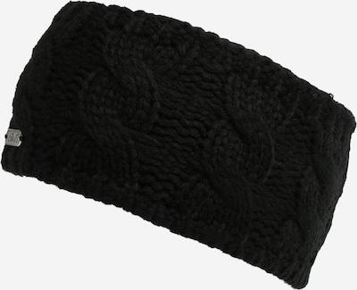chillouts Stirnband 'Hermine' in schwarz, Produktansicht