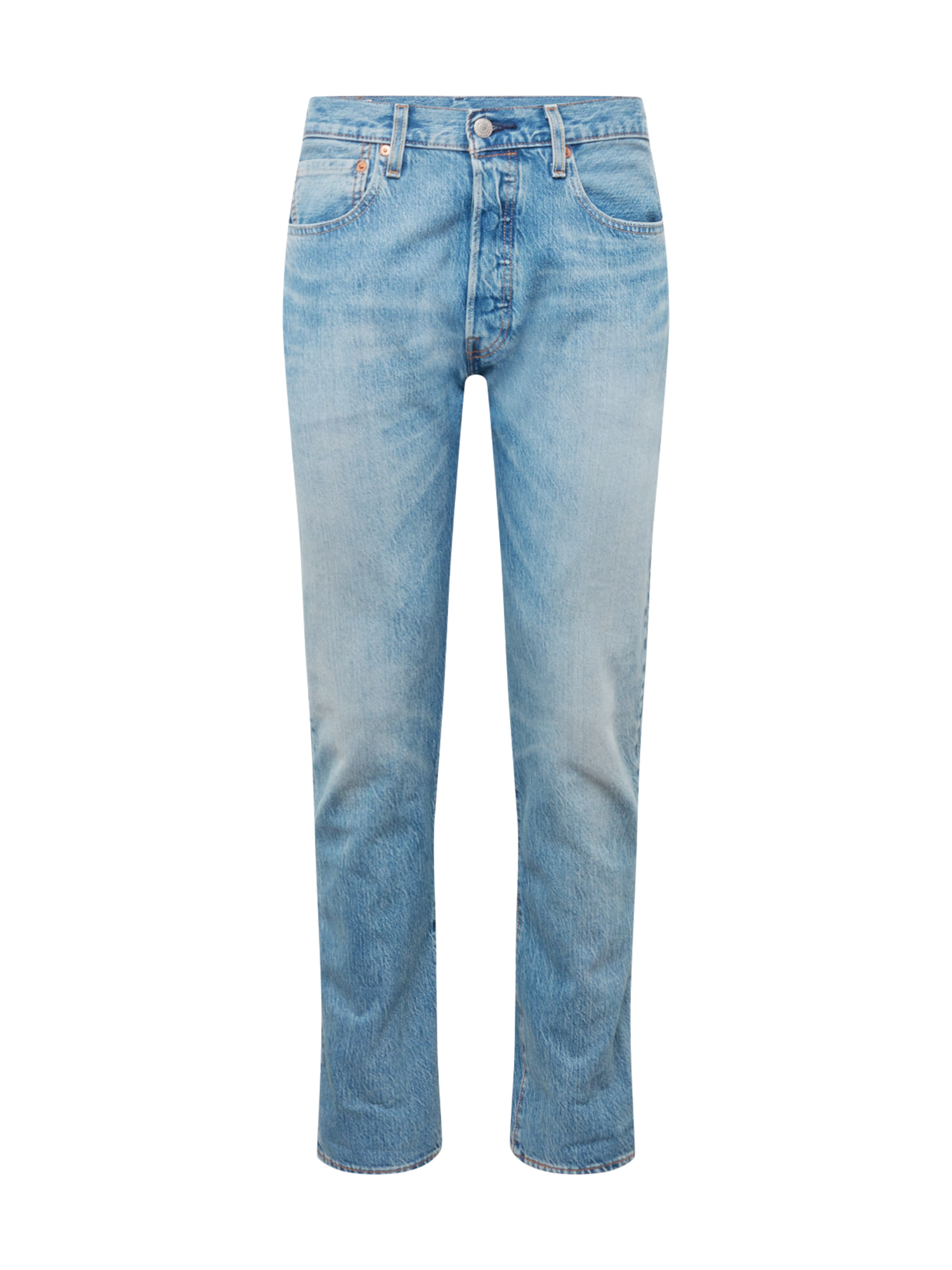 Levi's Jeans '501 In Blue Original Fit' Denim pqSzMUVG