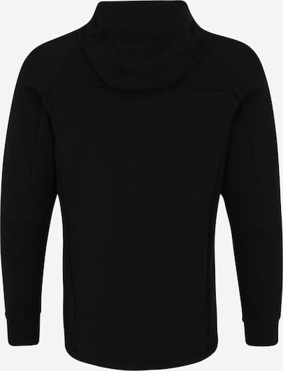 PUMA Bluza rozpinana sportowa 'Evostripe' w kolorze czarnym: Widok od tyłu