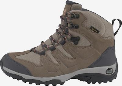 JACK WOLFSKIN Boots in braun / grau, Produktansicht
