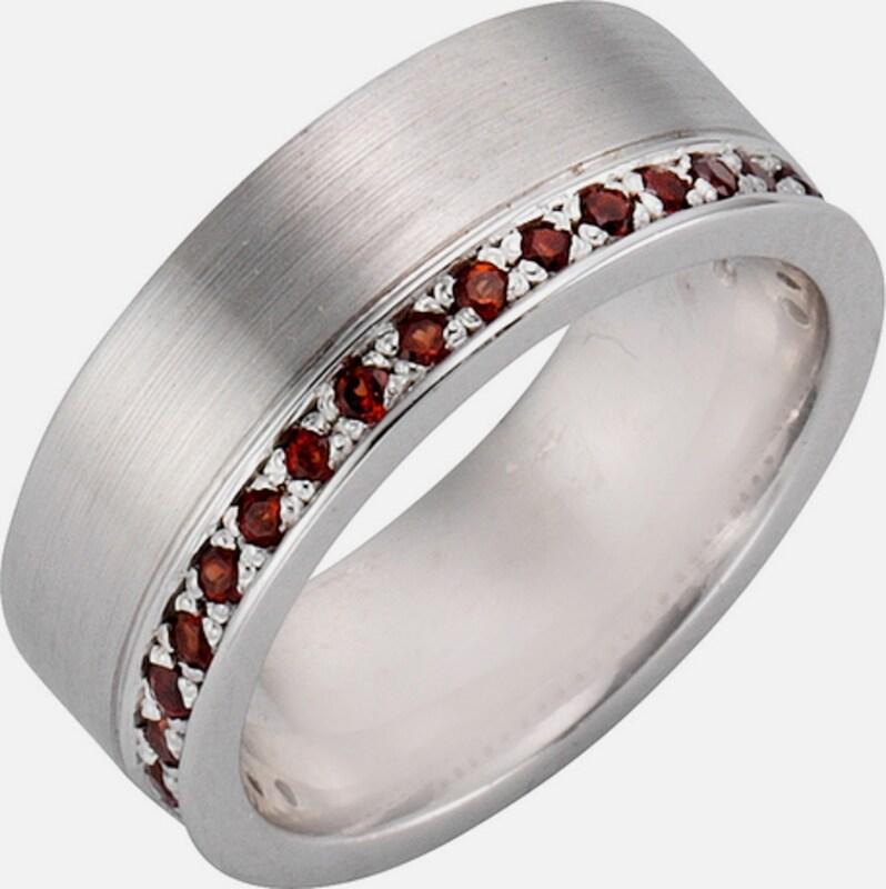 FIRETTI Ring mit Granat