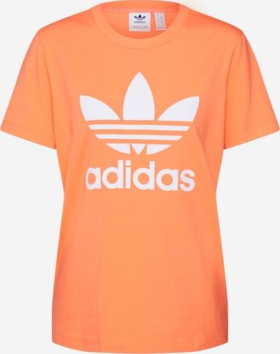 ADIDAS ORIGINALS Shirt 'TREFOIL TEE' in de kleur Abrikoos, Productweergave