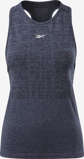 REEBOK Top in violettblau, Produktansicht