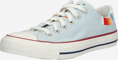 CONVERSE Sneakers laag 'CHUCK TAYLOR ALL STAR - OX' in de kleur Lichtblauw / Wit, Productweergave