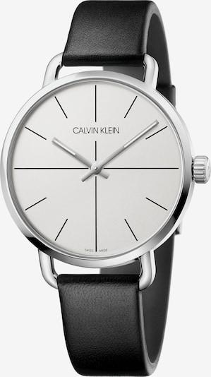 Calvin Klein Analoog horloge in de kleur Zwart / Wit, Productweergave