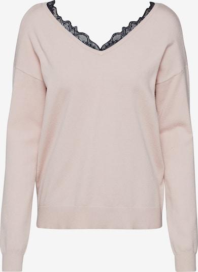 VERO MODA Sweter 'VMHAPPY' w kolorze różowy pudrowym, Podgląd produktu