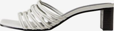 MANGO Sandalette 'niebla' in weiß, Produktansicht