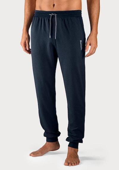 BENCH Pyžamové nohavice - tmavomodrá, Model/-ka