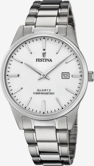 FESTINA Uhr 'F20511/2' in silber, Produktansicht