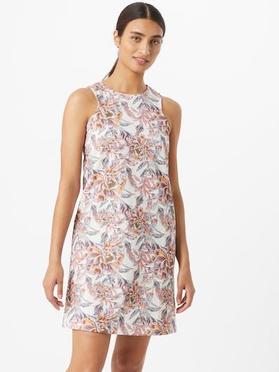 Trendyol Letné šaty - zmiešané farby / biela, Model/-ka