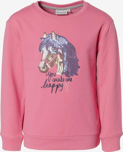 SALT AND PEPPER Sweatshirt in pink, Produktansicht