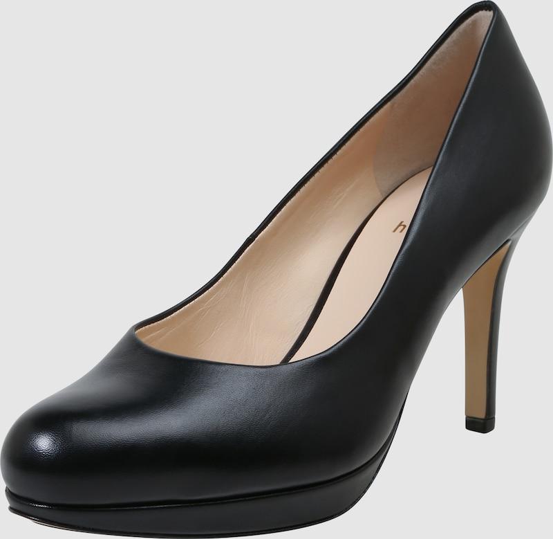 Högl Pumps aus Leder Verschleißfeste billige Schuhe