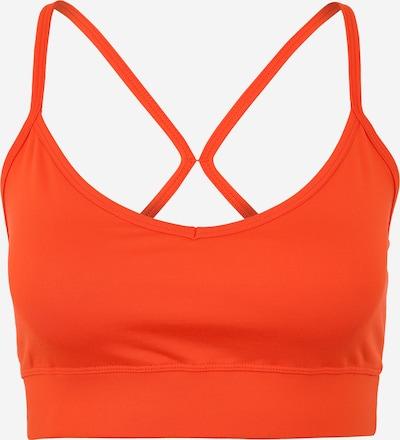 Hey Honey Soutien-gorge de sport 'Bralette' en orange, Vue avec produit